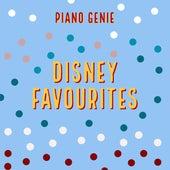 Disney Favourites de Piano Genie