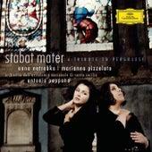 Pergolesi: Stabat Mater - A tribute to Pergolesi von Anna Netrebko