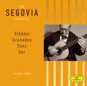 Milán: Seis Pavanas / Aguado: Eight Lessons / Sor: Minuets and Etudes etc. de Andres Segovia