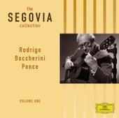 Rodrigo: Fantasia para un Gentilhombre / Ponce: Concierto del Sur / Boccherini: Guitar Concerto by Andres Segovia