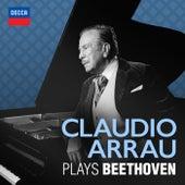 Claudio Arrau plays Beethoven de Claudio Arrau