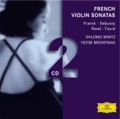 French Violin Sonatas de Shlomo Mintz