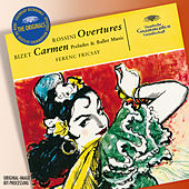 Rossini: Overtures; Bizet: Carmen-Suite by Ferenc Fricsay
