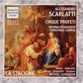 Scarlatti - Cinque Profeti (Christmas Cantata) by Michael Schneider (2)