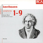 Beethoven: The 9 Symphonies by Günter Wand
