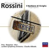 Rossini: Il barbiere di Siviglia (QS) von Hermann Prey
