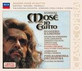 Rossini: Mosè in Egitto di June Anderson