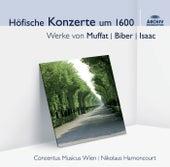 Höfische Konzerte von Concentus Musicus Vienna