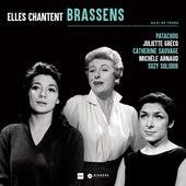 Elles Chantent Brassens de Various Artists