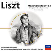 Klavierkonzerte Nr. 1 & 2 von Jean-Yves Thibaudet
