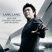 Hess: Concerto for Piano & Orchestra by Lang Lang