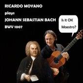 Ricardo Moyano plays Johann Sebastian Bach von Ricardo Moyano