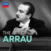 The Art of Arrau de Claudio Arrau