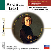 Arrau spielt Liszt by Claudio Arrau