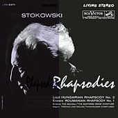 Smetana: Moldau; Liszt: Hungarian Rhapsody No. 2; Roumanian Rhapsody No. 1 - Sony Classical Originals de Leopold Stokowski