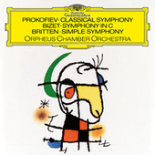 Britten: Simple Symphony, Op. 4: II. Playful Pizzicato de Orpheus Chamber Orchestra