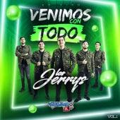 Venimos Con Todo Vol. 1 (En Vivo) de The Jerrys