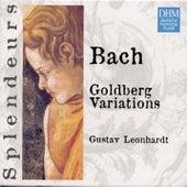 Bach: Goldberg-Variationen by Gustav Leonhardt