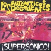 Vinyl Replica: Supersonico de Los Autenticos Decadentes