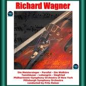 Wagner: die meistersinger - parsifal - die walküre - tannhäuser - lohengrin - siegfried de Fritz Reiner
