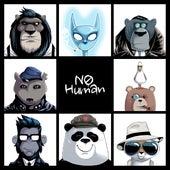 No Human Techno Jazz Orchestra by No Human Techno Jazz Orchestra