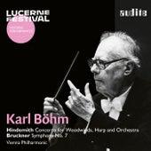Karl Böhm conducts Hindemith & Bruckner de Werner Tripp
