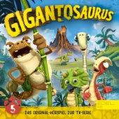 Folge 5: Gigantos Lachen (Das Original-Hörspiel zur TV-Serie) von Gigantosaurus