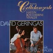 Haydn, Boccherini, Vivaldi: Cello Concertos / Cellokonzerte by David Geringas