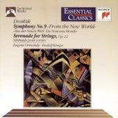 Dvorák:  Symphony No. 9 & Serenade for Strings by Eugene Ormandy, Rudolf Kempe