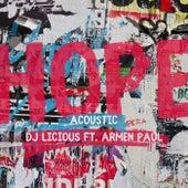 Hope (Acoustic) von DJ Licious
