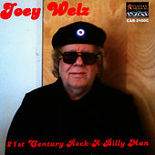 21st CENTURY ROCKABILLY MAN by Joey Welz