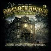 Folge 75: Mord im Mädchenpensionat von Sherlock Holmes Chronicles