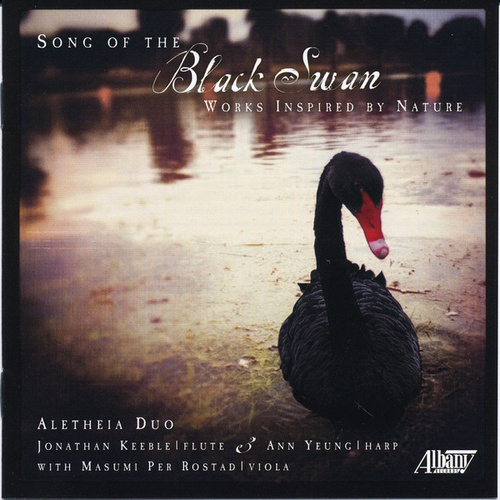 Song of the Black Swan by Jonathan Keeble