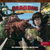 Folge 56: Die Familie Feuerschweif / Die dunkelste Nacht (Das Original-Hörspiel zur TV-Serie) von Dragons - Auf zu neuen Ufern