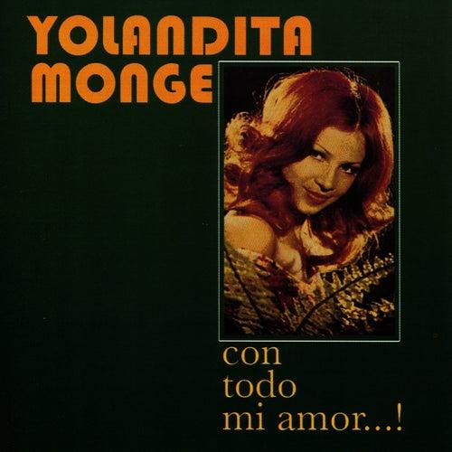 Con Todo Mi Amor...! by Yolandita Monge