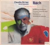 Bach: Piano & Harpischord Music von Claudio Arrau