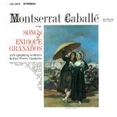 Montserrat Caballé Sings Songs Of Enrique Granados von Montserrat Caballé