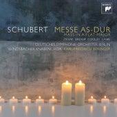 Schubert: Mass In A Flat de Windsbacher Knabenchor