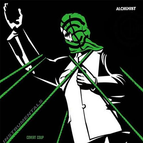 Covert Coup Instrumentals by The Alchemist