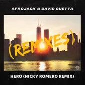 Hero (Nicky Romero Remix) by Afrojack