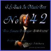 Bach In Musical Box 142 / Trio Sonata G Major Bwv1038 by Shinji Ishihara