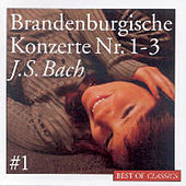 Best Of Classics 1: Bach - Brandenburg Concertos von Ross Pople