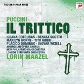 Puccini: Il Trittico (Il tabarro, Suor Angelica & Gianni Schicchi) by Lorin Maazel