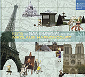 Haydn: Paris Symphonies von Nikolaus Harnoncourt