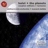 Dimension Vol. 18: Holst - The Planets by Leonard Slatkin