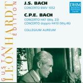 Leonhardt Edition Vol.1-J.S. Bach: Conc. BWV 1052 D-minor by Gustav Leonhardt