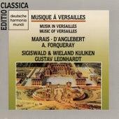 Musique à Versailles by Sigiswald Kuijken