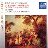 C.P.E. Bach: Instrumental Chamber Music; Cantata