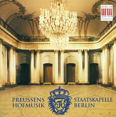 Graun, Bach, Haydn: Orchestral Music by Staatskapelle Berlin