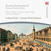Hertel, Mancini, Prentzel, Torelli, Finger, J.C. Bach & Telemann: Baroque Chamber Music by Leipzig Bach Collegium Ludwig Güttler